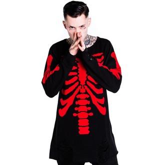 Pullover (Unisex)  KILLSTAR - Skeletor - Red, KILLSTAR
