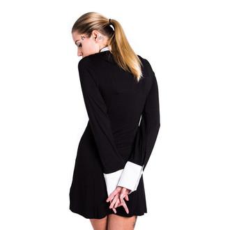 Damen Kleid KILLSTAR - Addams - Black - KIL012