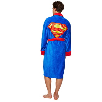 Bademantel SUPERMAN - LOGO