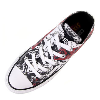 Schuhe CONVERSE - Sex Pistols - Chuck Taylor All Star - CTAS Ox White/Black - C151195