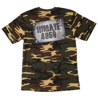 T-Shirt Männer  Sabaton - Inmate Camouflage - NUCLEAR BLAST - 2292 - BESCHÄDIGT, NUCLEAR BLAST, Sabaton