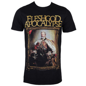 Männer Shirt Fleshgod Apocalypse - King - NUCLEAR BLAST, NUCLEAR BLAST, Fleshgod Apocalypse