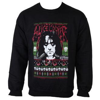 Männer Hoodie Alice Cooper - Holiday 2015 - ROCK OFF, ROCK OFF, Alice Cooper