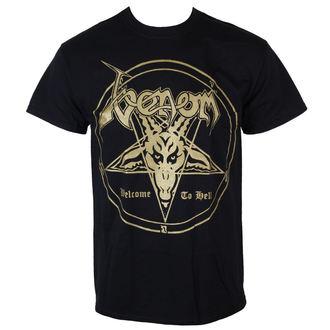 Männer Shirt Venom - Welcome To Hell - JSR, Just Say Rock, Venom