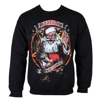 Männer Sweatshirt Mastodon - Hail Santa Holiday - ROCK OFF, ROCK OFF, Mastodon