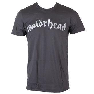 Männer Shirt Motörhead - Distressed Logo - ROCK OFF, ROCK OFF, Motörhead