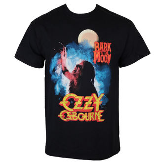 Männer Shirt Ozzy Osbourne - Bark At The Moon - ROCK OFF, ROCK OFF, Ozzy Osbourne