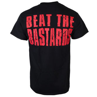 Männer Shirt Exploited - Beat The Bastards - JSR, Just Say Rock, Exploited