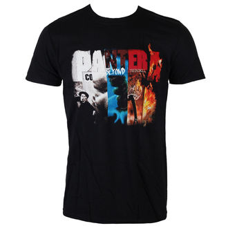 Männer Shirt Pantera - Album Collage - ROCK OFF, ROCK OFF, Pantera