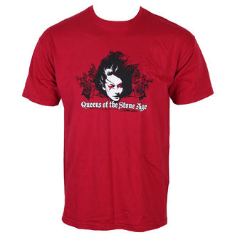 Männer Shirt Queens Ot The Stone Age - New Girl - ROCK OFF, ROCK OFF, Queens of the Stone Age