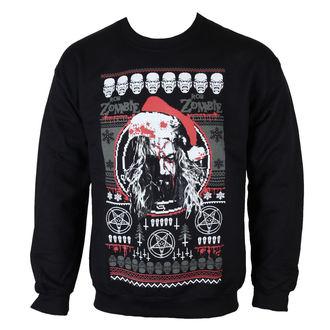 Herren Sweatshirt Rob Zombie - Bloody Santa - ROCK OFF, ROCK OFF, Rob Zombie