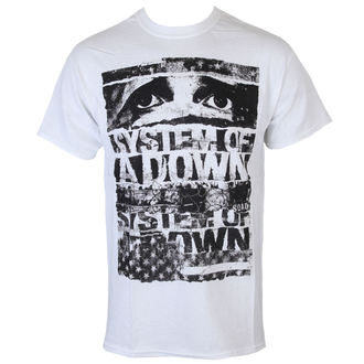 Männer Shirt System Of A Down - Torn - ROCK OFF, ROCK OFF, System of a Down