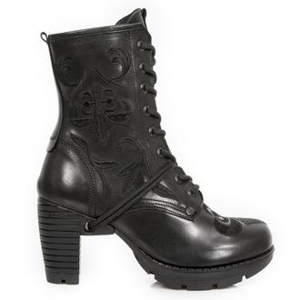 Schuhe NEW ROCK - TRAIL NEGRO Oxide MILI - M.TR052-S1