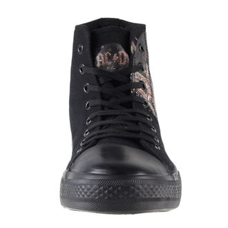Schuhe AC/DC - Rock Or Bust - Black - F.B.I.., F.B.I., AC-DC