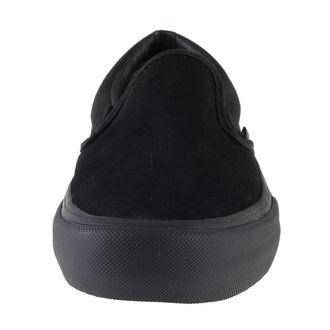 Männer Schuhe VANS - SLIP-ON PRO - Blackout, VANS