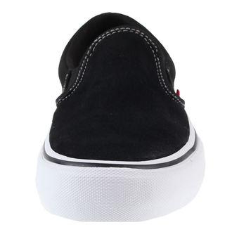 Männer Schuhe VANS - SLIP-ON PRO - Black/White/Gum, VANS