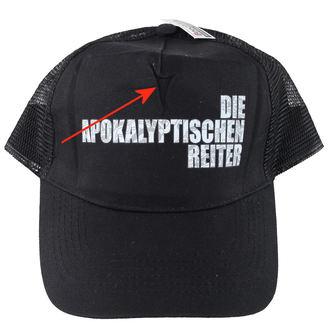 Cap Die Apokalyptischen Reiter - Black - MASSACRE RECORDS - BESCHÄDIGT, MASSACRE RECORDS