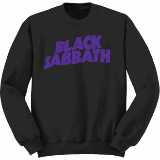 Sweatshirt Kinder Black Sabbath - Wavy Logo - ROCK OFF, ROCK OFF, Black Sabbath