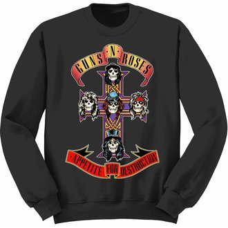 Sweatshirt Kinder Guns N' Roses - Appetite For Destruction - ROCK OFF, ROCK OFF, Guns N' Roses