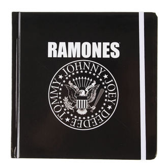 Notizblock Ramones - Presidential Seal - ROCK OFF, ROCK OFF, Ramones