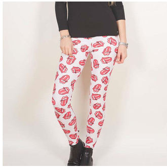 Hose Damen (Leggings) Rolling Stones - Classic Tongue - ROCK OFF, ROCK OFF, Rolling Stones