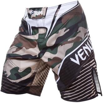 Boxershorts Männer Shorts VENUM - Camo Hero - Grün / Braun, VENUM