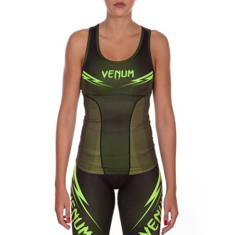 Tank Top/Shirt Damen VENUM - Razor - Black/Yellow, VENUM