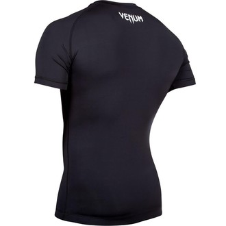 Herren T-Shirt (Thermo) VENUM - Contender 2.0 Compression - Black/Ice, VENUM