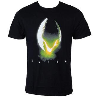 Herren T-Shirt Alien - Original Poster - Black - LEGEND - MEALINDTS001
