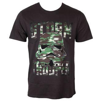 Herren T-Shirt Star Wars - Mimetic Trooper - Anthracite - LEGEND, LEGEND