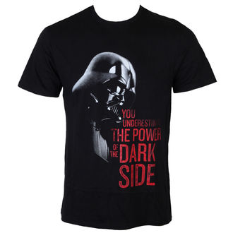 Herren T-Shirt Star Wars - Darth Vader You unterschätzen - Black - LEGEND, LEGEND