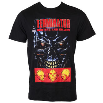 Herren T-Shirt Terminator - Hunter And Killers - Black - LEGEND, LEGEND