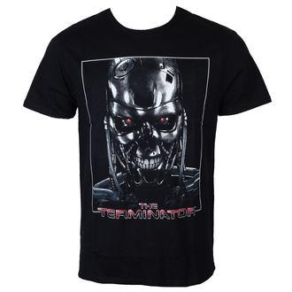 Herren T-Shirt Terminator - T800 - Black - LEGEND, LEGEND