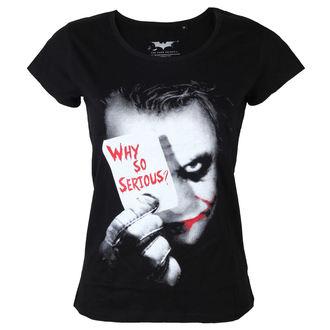 Damen T-Shirt Batman - The Dark Knight - Black - LEGEND, LEGEND