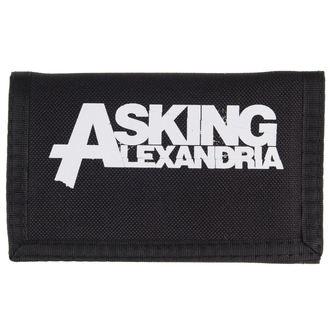 Geldbörse Asking Alexandria - Logo - PLASTIC HEAD, PLASTIC HEAD, Asking Alexandria