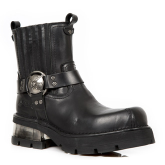 Schuhe NEW ROCK - PLANING NEGRO NEW M3 ACERO, NEW ROCK