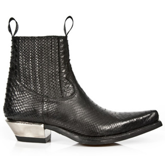 Schuhe NEW ROCK - PITON NEGRO WEST, NEW ROCK