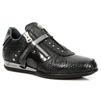 Schuhe NEW ROCK - PITON NEGRO pulik, NEW ROCK