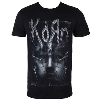 Herren T-Shirt Korn - Third Eye - PLASTIC HEAD, PLASTIC HEAD, Korn