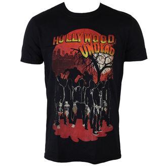 Herren T-Shirt Hollywood Undead - gesichtslos Horror - PLASTIC HEAD, PLASTIC HEAD, Hollywood Undead