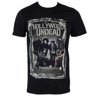 Herren T-Shirt Hollywood Undead - Cement Photo - PLASTIC HEAD, PLASTIC HEAD, Hollywood Undead