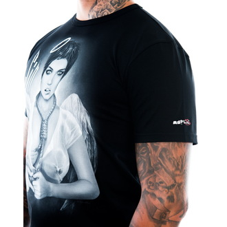 Herren T-Shirt ART BY EVIL - Sin - Black, ART BY EVIL