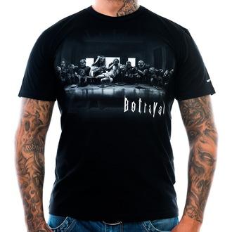 Herren T-Shirt ART BY EVIL - Verrat - Black, ART BY EVIL