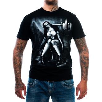 Herren T-Shirt ART BY EVIL - Hollow - Black, ART BY EVIL