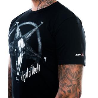 Herren T-Shirt ART BY EVIL - Angel of Death - Black, ART BY EVIL