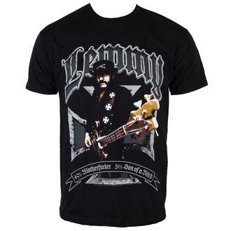 Herren T-Shirt Motörhead - Lemmy Iron Cross 49 Prozent - ROCK OFF, ROCK OFF, Motörhead