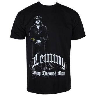 Herren T-Shirt Motörhead - Lemmy Sharp Dressed - ROCK OFF, ROCK OFF, Motörhead