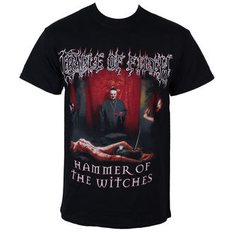Herren T-Shirt  Cradle of Filth - Inquisitions tourture - RAZAMATAZ, RAZAMATAZ, Cradle of Filth