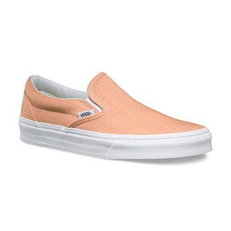Schuhe VANS - Classic SLIP-ON (Chambray), VANS