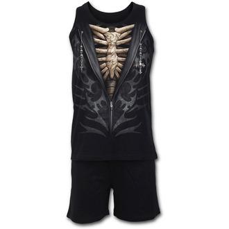 Männer Pyjama (Set) SPIRAL - Bone Rips, SPIRAL
